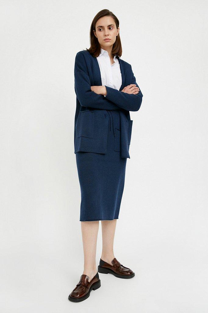 Юбка женская, Модель A20-11126, Фото №1