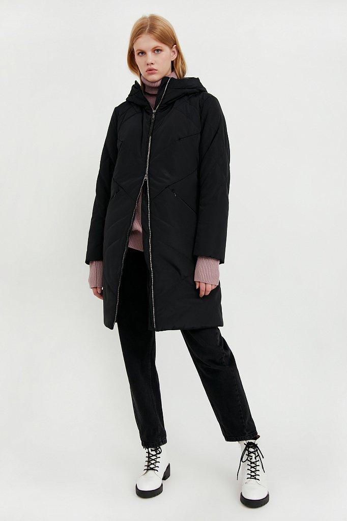 Пальто женское, Модель A20-11007, Фото №2