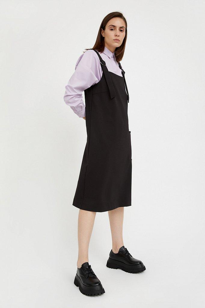 Платье женское, Модель A20-11047, Фото №1