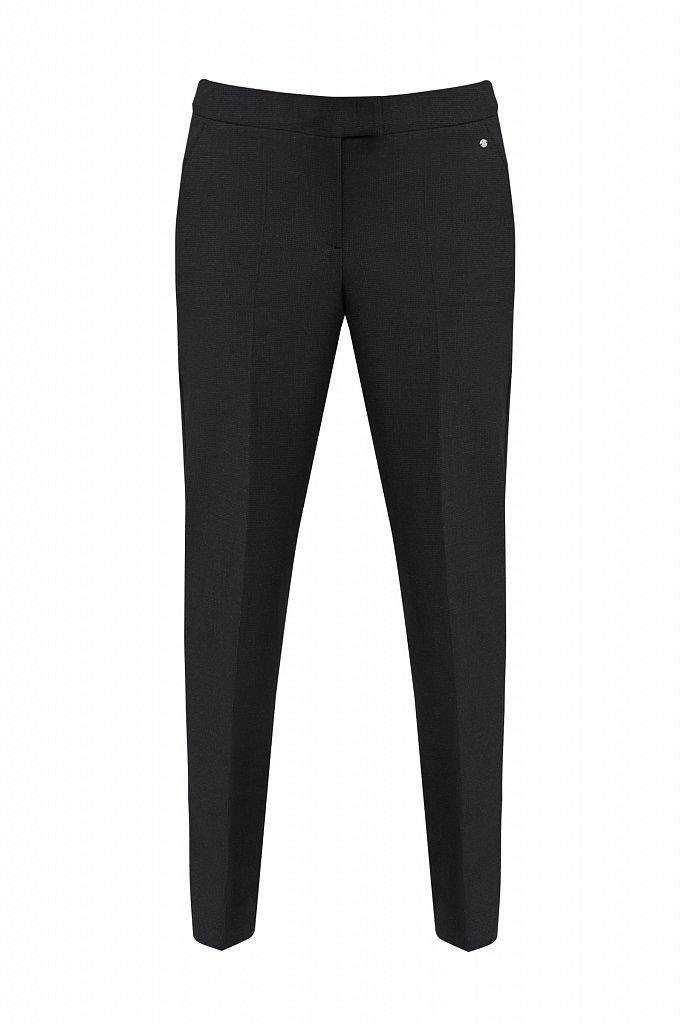 Классические прямые женские брюки со стрелками, Модель A20-11084, Фото №6