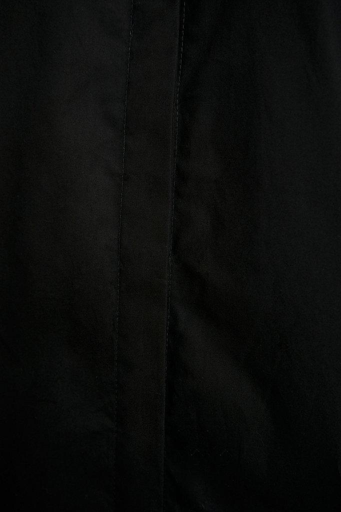 Блузка женская оверсайз с рукавами «летучая мышь», Модель A20-11088R, Фото №6