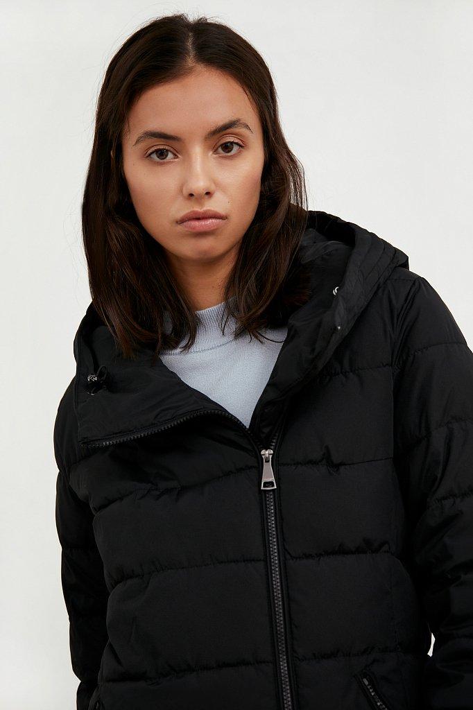 Полупальто женское, Модель A20-12016, Фото №1