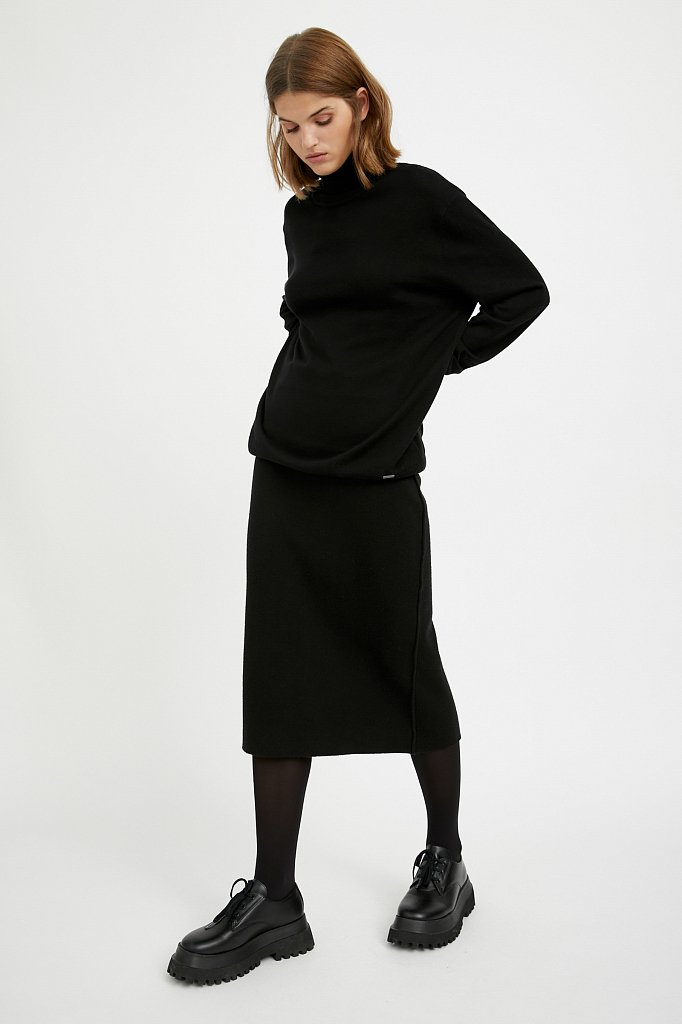 Юбка женская, Модель A20-12117, Фото №1