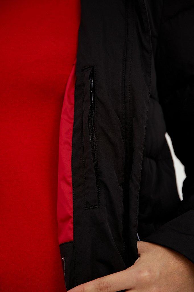 Полупальто женское, Модель A20-13003, Фото №7