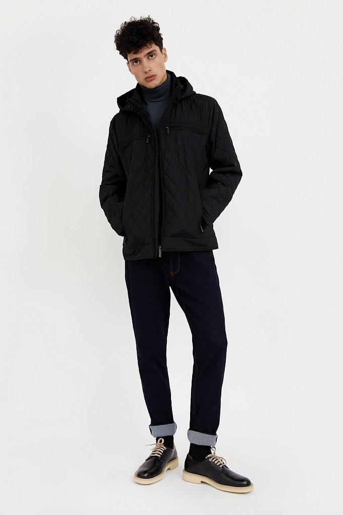 Куртка мужская, Модель A20-21001, Фото №1