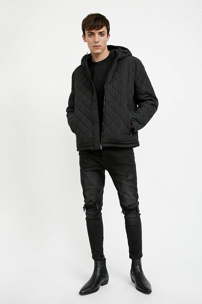Куртка мужская, Модель A20-21017, Фото №2