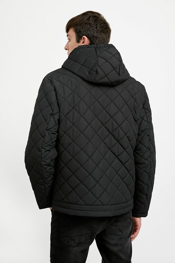 Куртка мужская, Модель A20-21017, Фото №5