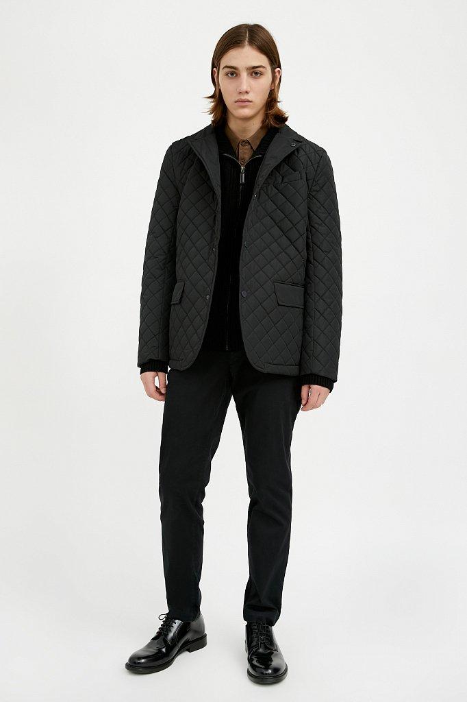 Куртка мужская, Модель A20-21019, Фото №1