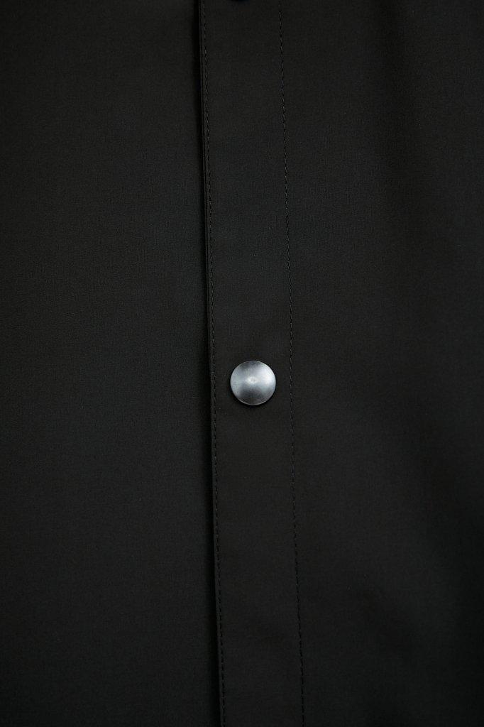 Плащ мужской, Модель A20-21039, Фото №6