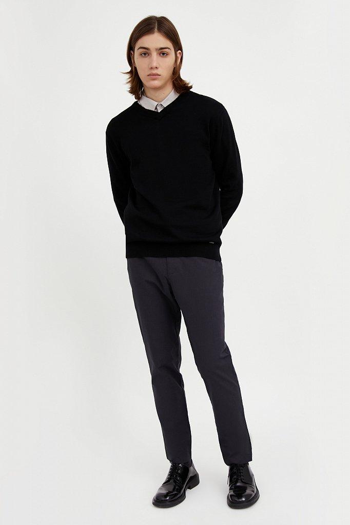 Джемпер мужской, Модель A20-21103, Фото №3