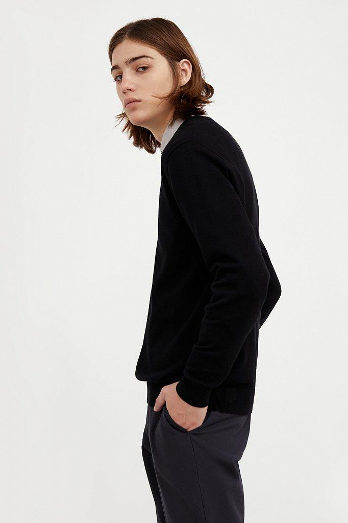 Джемпер мужской, Модель A20-21103, Фото №4
