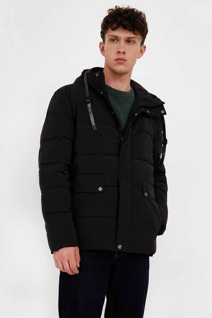 Куртка мужская, Модель A20-22001, Фото №2