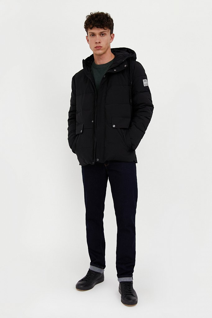 Куртка мужская, Модель A20-22001, Фото №3