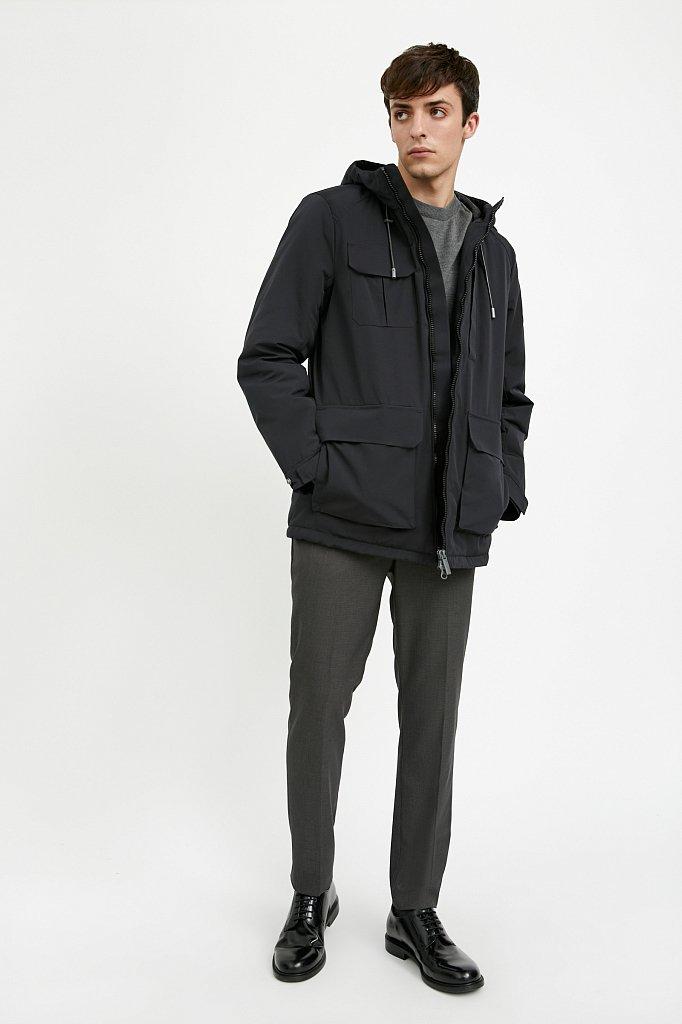 Куртка мужская, Модель A20-22006, Фото №2