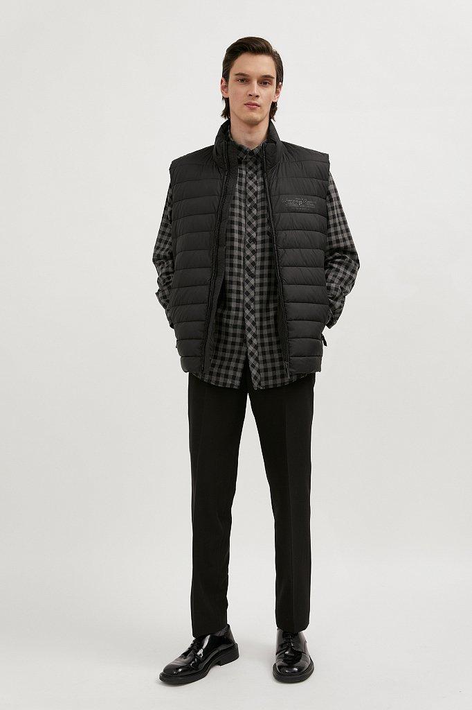 Верхняя сорочка мужская, Модель A20-22039, Фото №3