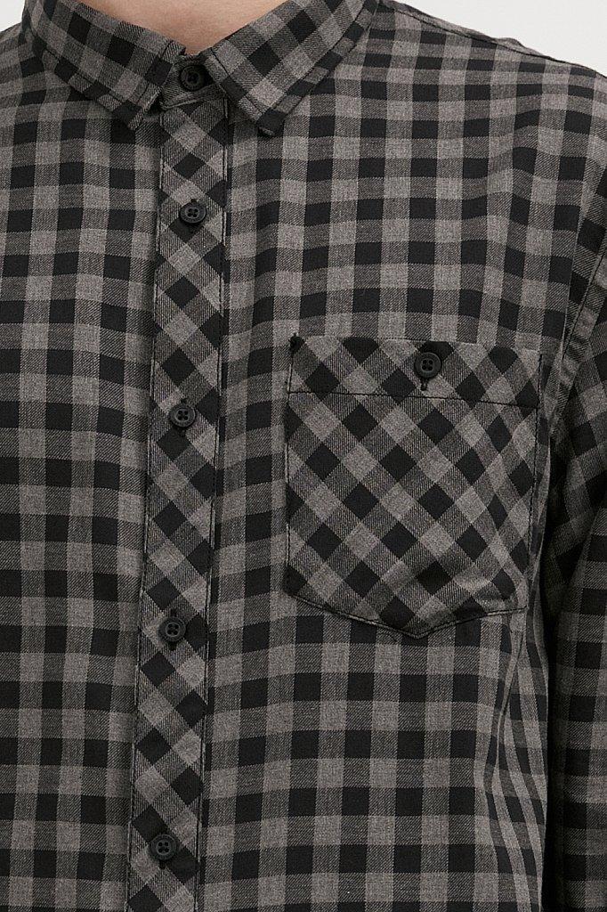 Верхняя сорочка мужская, Модель A20-22039, Фото №6
