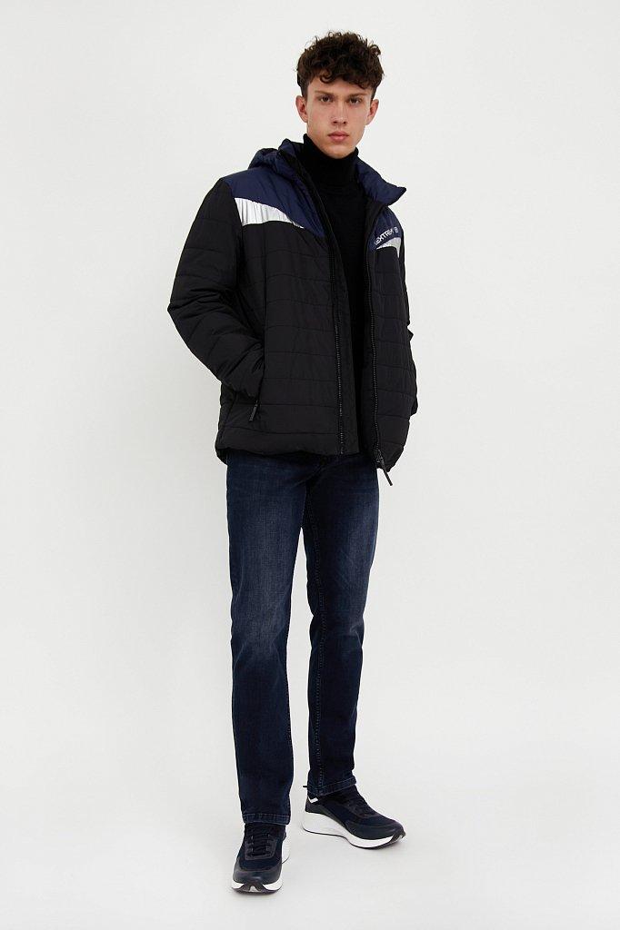 Куртка мужская, Модель A20-23005, Фото №1
