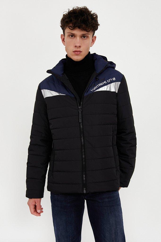 Куртка мужская, Модель A20-23005, Фото №2