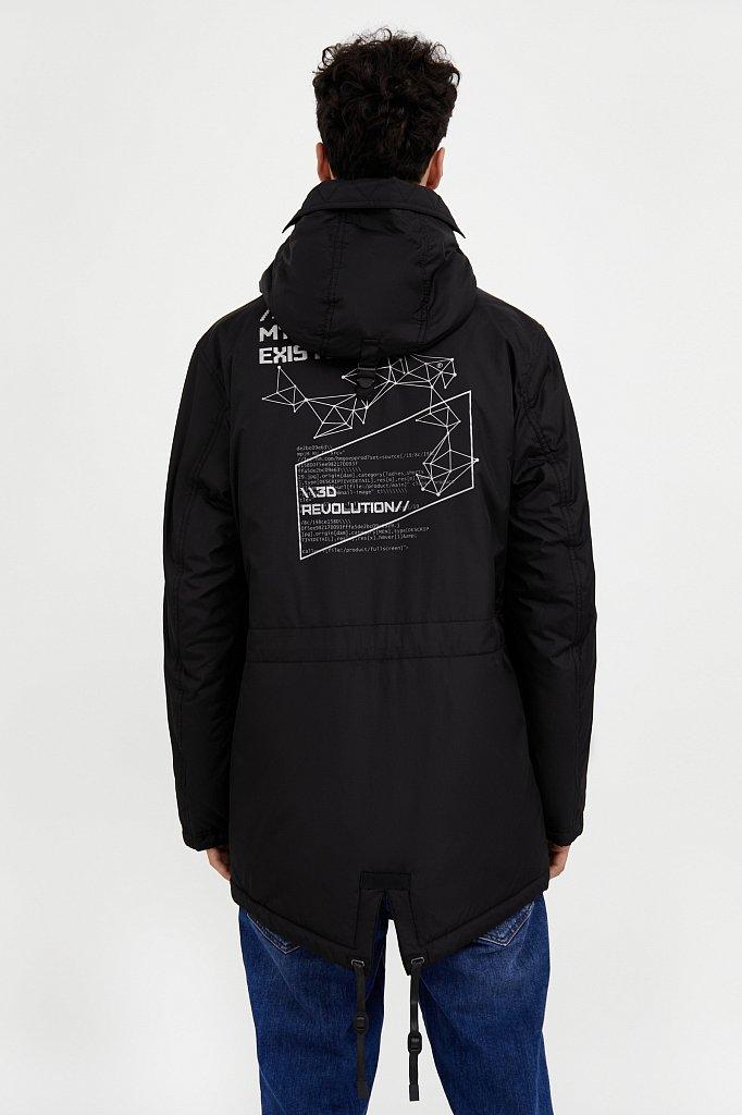 Пальто мужское, Модель A20-23008, Фото №7