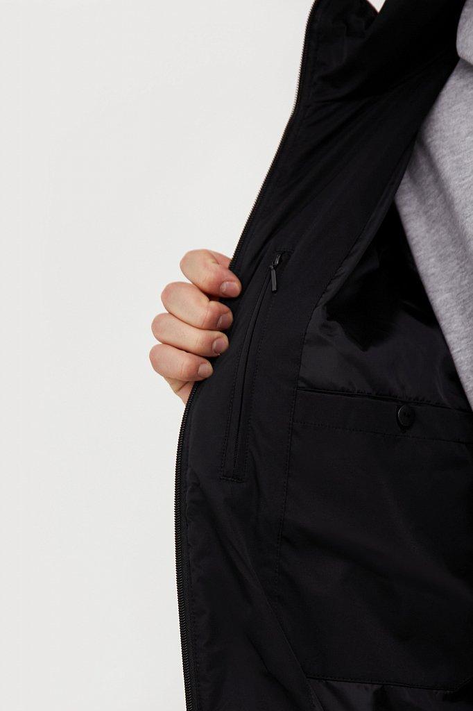 Куртка мужская, Модель A20-23010, Фото №4