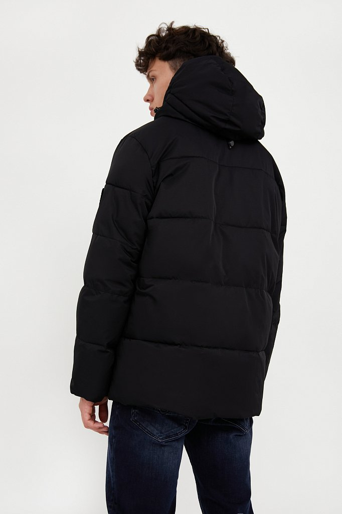 Куртка мужская, Модель A20-23010, Фото №6