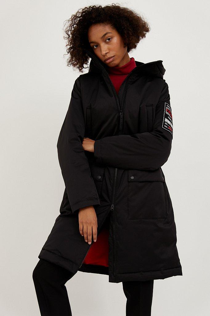 Пальто женское, Модель A20-32050, Фото №2
