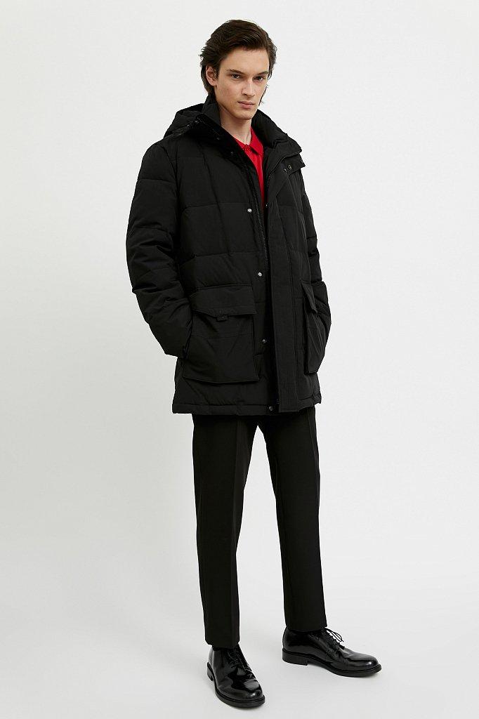Полупальто мужское, Модель A20-42013, Фото №1