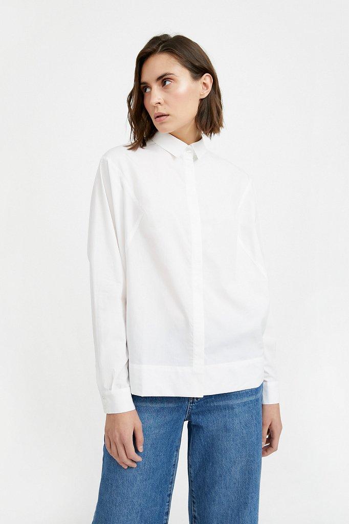 Блузка женская, Модель A20-11088R, Фото №1