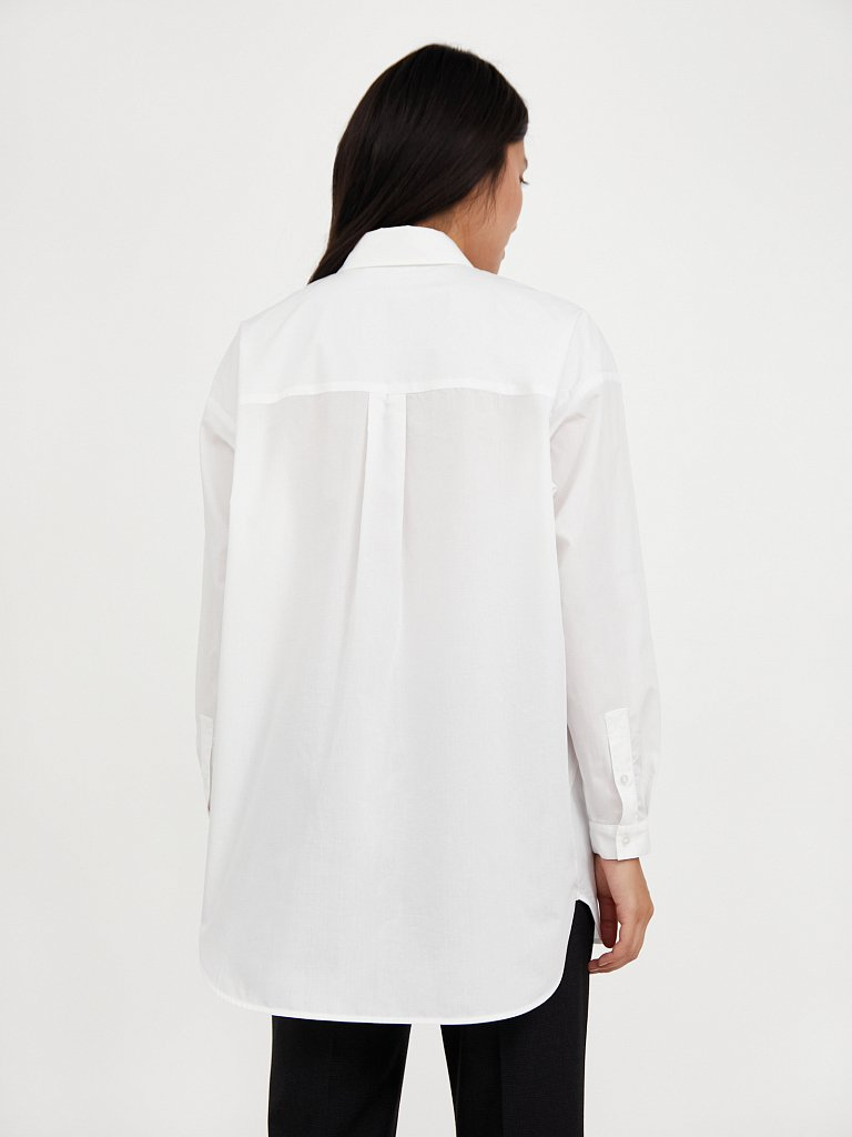 Блузка женская, Модель A20-11089R, Фото №4