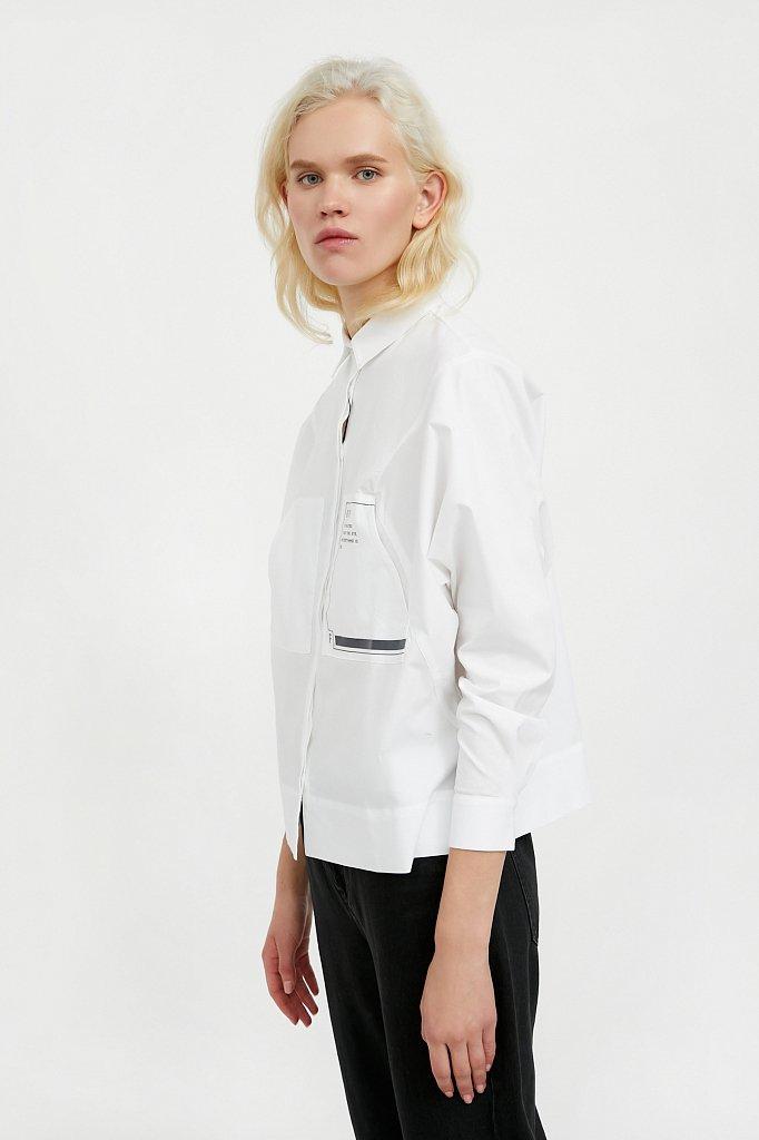 Блузка женская, Модель A20-12047, Фото №3