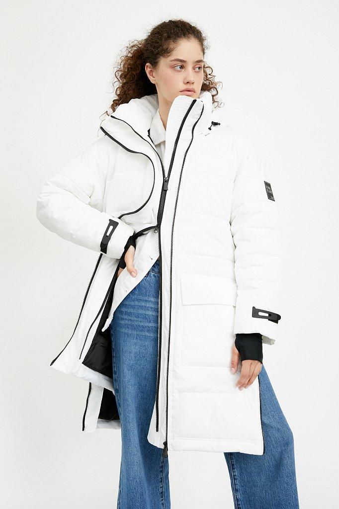Пальто женское, Модель A20-13021, Фото №2