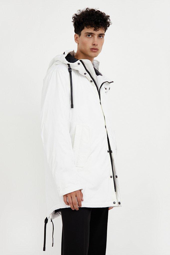 Пальто мужское, Модель A20-23008, Фото №4