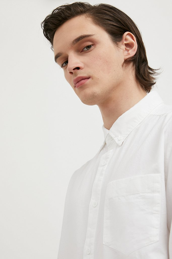 Рубашка мужская, Модель A20-42018, Фото №1