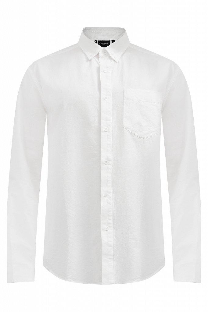 Верхняя сорочка мужская, Модель A20-42018, Фото №7