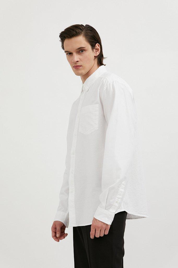 Верхняя сорочка мужская, Модель A20-42018, Фото №4