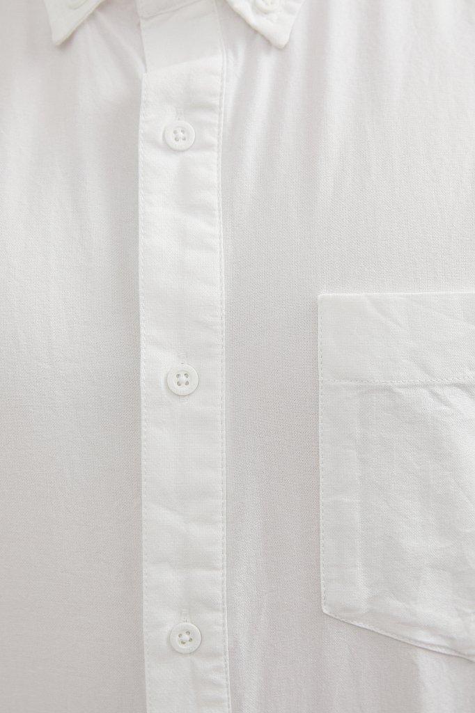 Верхняя сорочка мужская, Модель A20-42018, Фото №6