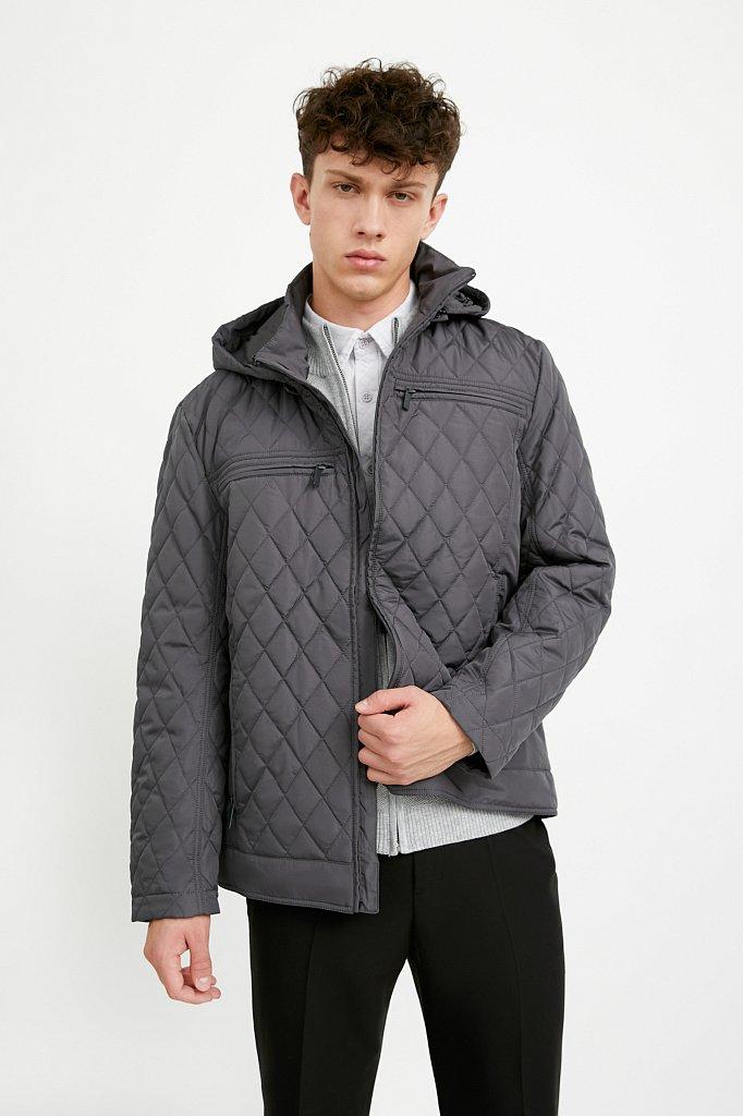 Куртка мужская, Модель A20-21001, Фото №2