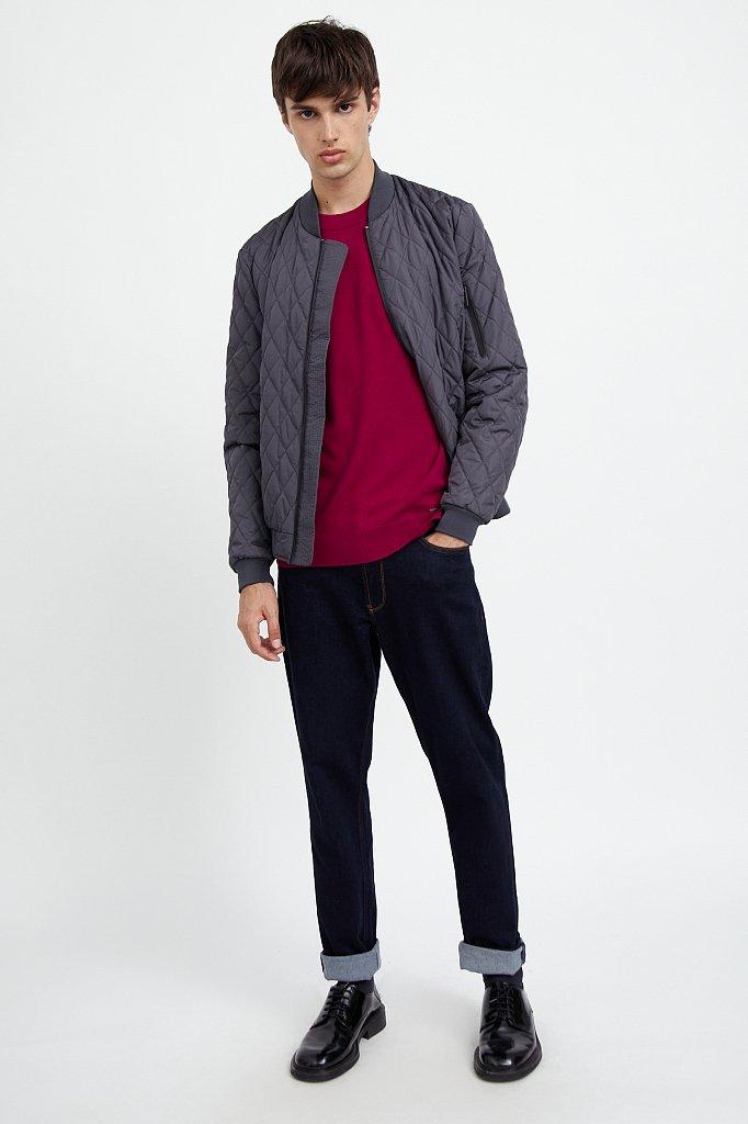 Куртка мужская, Модель A20-21002, Фото №1