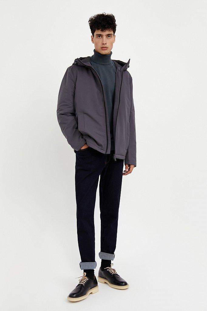 Куртка мужская, Модель A20-21003, Фото №1