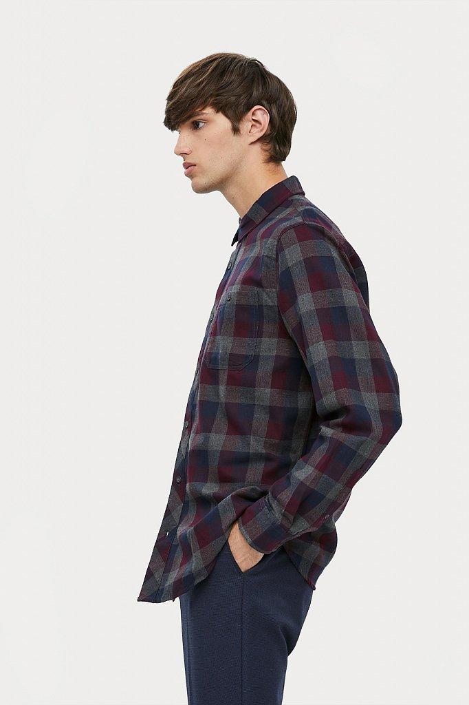 Верхняя сорочка мужская, Модель A20-22028, Фото №3