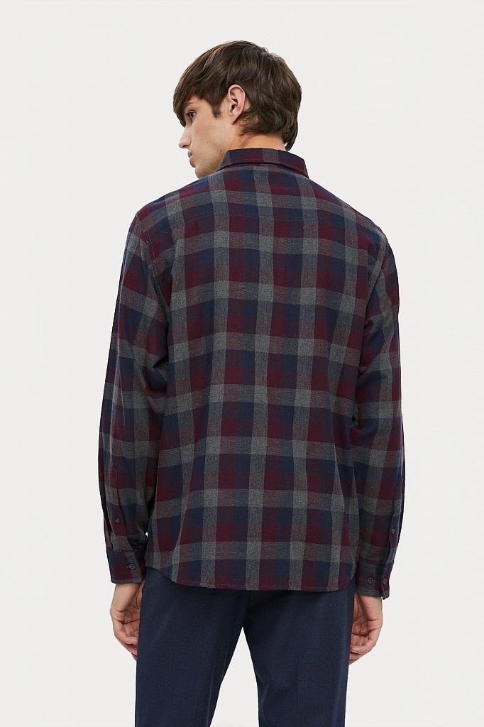 Верхняя сорочка мужская, Модель A20-22028, Фото №4