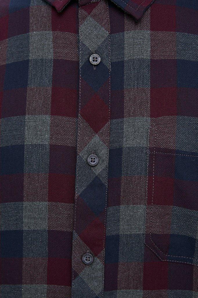 Верхняя сорочка мужская, Модель A20-22028, Фото №5