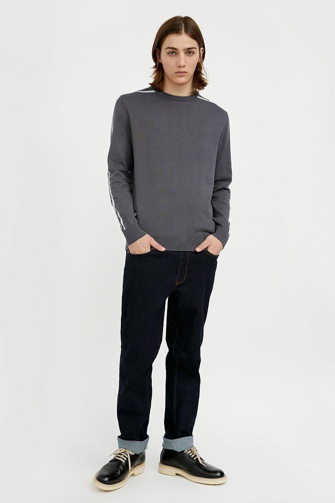 Джемпер мужской, Модель A20-23101, Фото №3