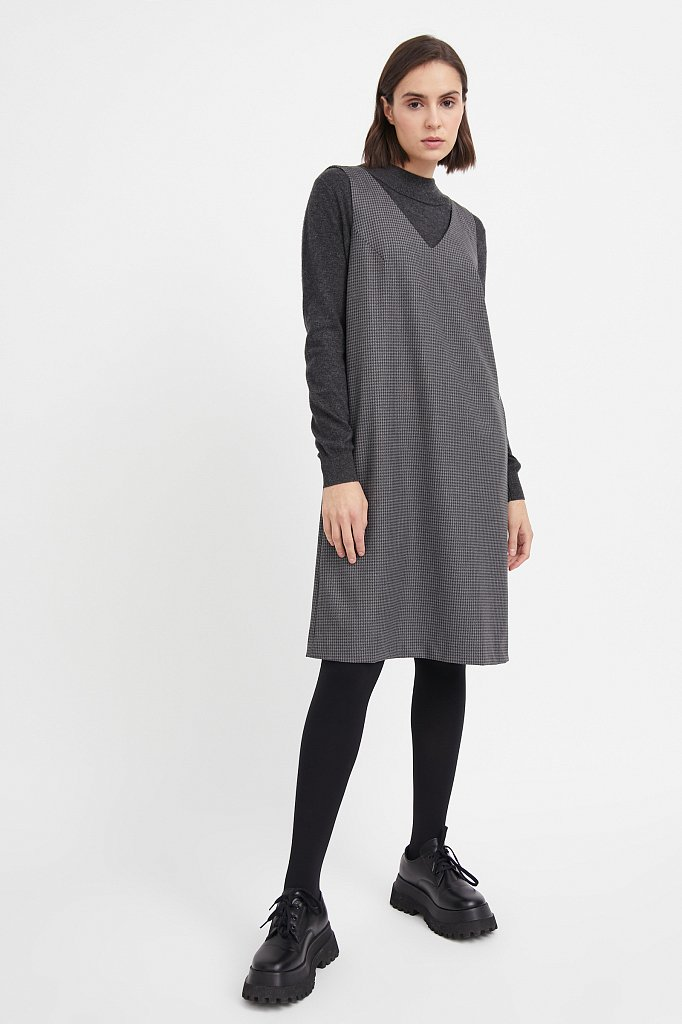 Платье женское, Модель A20-32065, Фото №2