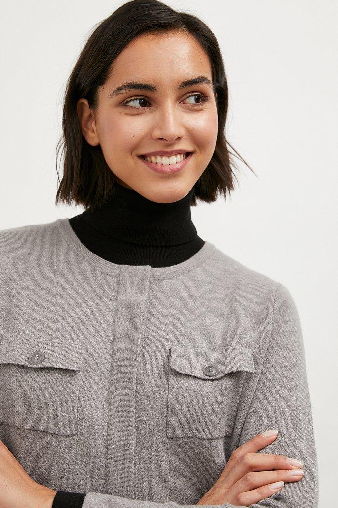 Жакет женский, Модель A20-11118, Фото №1
