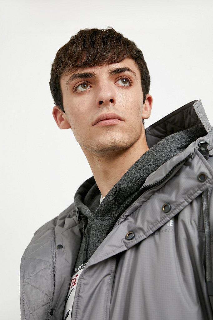 Пальто мужское, Модель A20-23008, Фото №3