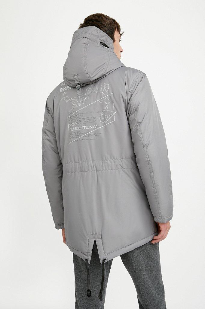 Пальто мужское, Модель A20-23008, Фото №6