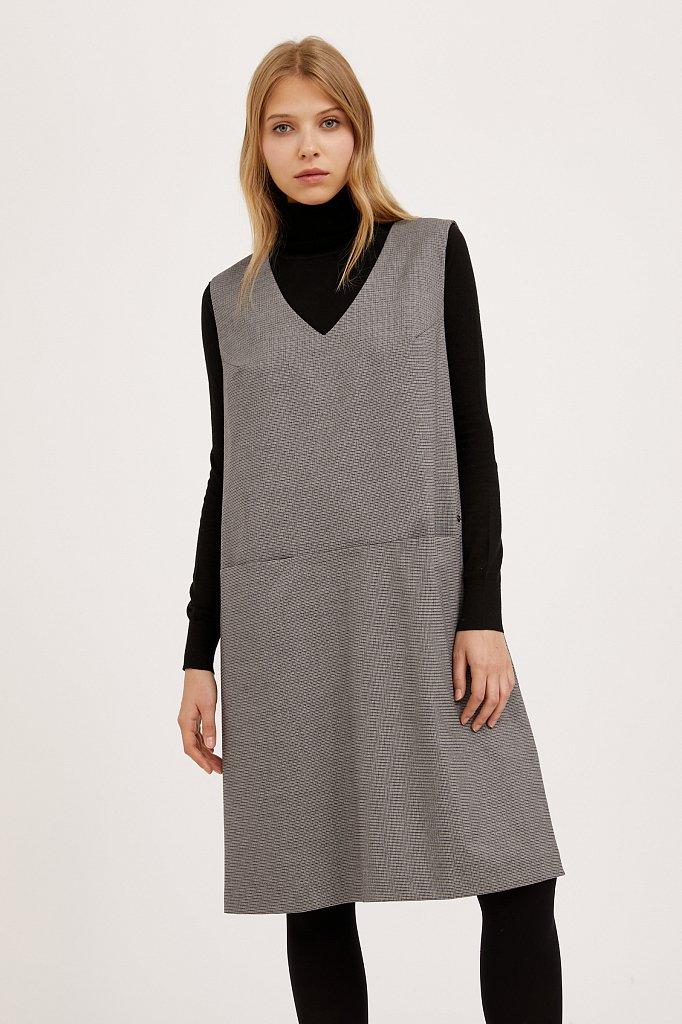 Платье женское, Модель A20-32032, Фото №1