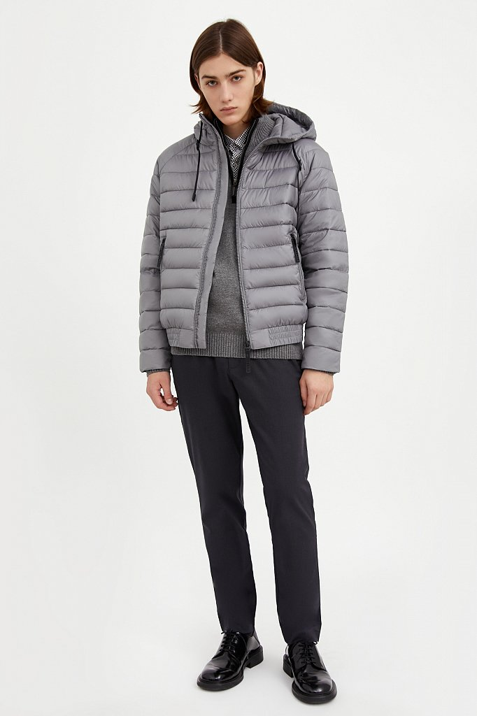 Куртка мужская, Модель A20-42026, Фото №3