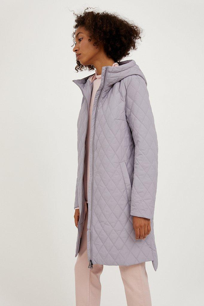 Пальто женское, Модель A20-12056, Фото №4
